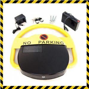 CE ROHS intelligent remote solar parking barrier