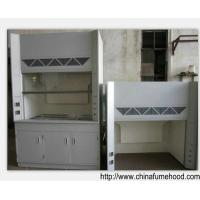 Wholesale Corrosion Resistance FRP Fume Hood , 12.7MM Worktop Chemical Ventilation Hoods from china suppliers