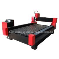 Buy cheap 1300*1800mm Heavy Duty Stone CNC Router with Rotary Axis from wholesalers