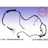 Wholesale 6 Pin Rubber Isolator Right Door Wire Harness , Automotive Wiring Harness Connector from china suppliers