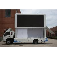 Wholesale 1R1G1B P10 IP65 Aluminum Moving Led Mobile Billboard Display Screens CE ,Rohs from china suppliers