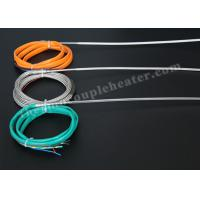 Quality Injection Molding Hot Runner Electric Coil Heaters with K Type Thermocouple for sale