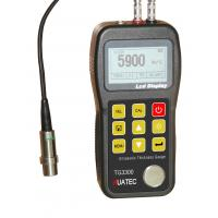 Quality Plastic Non Destructive Testing Equipment , ultrasonic thickness tester  TG-3300 for sale