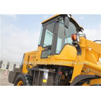 Wholesale SINOMTP Mini Front End Loader T926L With Yunnei Engine ISUZU Strengthen Axles from china suppliers