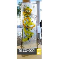 Wholesale Cast Glass Column from china suppliers