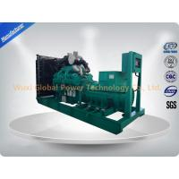 Wholesale Open Frame Type 800 KW Industrial Generator Set Powered by Cummins KTA38-G5 For Industry from china suppliers