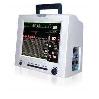 Wholesale 12.1 Inch TFT Portable Multi - parameter Patient Monitor With ECG, SPO2, NIBP, RESP, TEMP from china suppliers