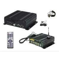 Wholesale 4 Channel 720P AHD SD Card Mobile DVR / Audio Surveillance Recording System from china suppliers
