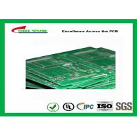 Wholesale Computer PCBs with Rigid FR-4 1.6mm  OSP surface treatment  with RoHS from china suppliers