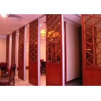Wholesale Room Dividers Hanging Sliding Door Operable Wall For Banquet Wedding Facility from china suppliers