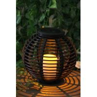 Wholesale Rattan Solar Garden Lights from china suppliers