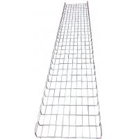 Wholesale Industrial electrical flexible wave steel basket wire mesh trays system, 450*50mm from china suppliers