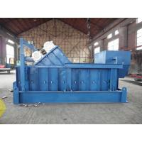 Buy cheap shale shaker in oilfield drilling fluid service from wholesalers