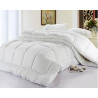 Buy cheap Microfiber comforter/Hotel duvet Wholesale from wholesalers