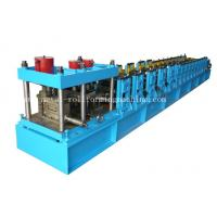 Wholesale 23 Stations C Purlin Roll Forming Machine 15KW , Roof Panel Roll Forming Machine from china suppliers