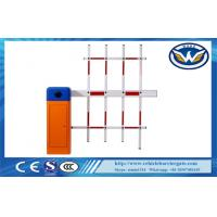 Wholesale 3 Fence Boom Electric vehicle barrier system For Parking Lot Toll Station from china suppliers