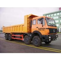 Wholesale China famous best price North Benz 8*4  LHD/RHD dump truck/tipper for sale, good price North Benz dump tipper truck from china suppliers