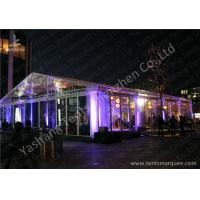 Wholesale 15x20M Transparent Cover Outdoor Party Tents Hard Extruded Aluminum Alloy from china suppliers