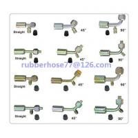 Wholesale Aluminium fittings for ac hose pipe,Auto Air Conditioning Pipe Fittings For Car from china suppliers