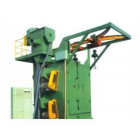 Wholesale Overhead Hook Hanger Shot Blasting Equipment for Cast Rust Removal from china suppliers