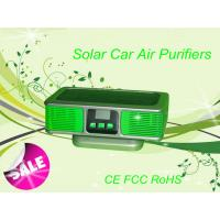 Wholesale Best Price Car Accessory Solar Air Purifiers With Remove Smoke And Clean Air from china suppliers