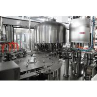 Wholesale PET bottle mineral water filling machines bottling line equipment with Plastic Screw Cap from china suppliers