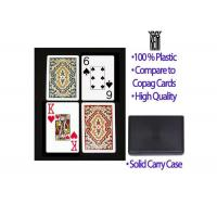Wholesale Poker Scanner Recyclable Marked Plastic Paisley Kem Arrow Playing Cards from china suppliers