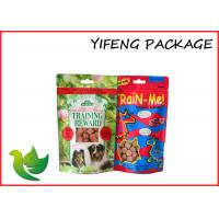 Wholesale Printed Laminated Soft Ziplock Stand Up Pouches With Hang Hole from china suppliers