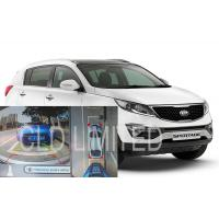 Wholesale 360 Degree Seamless Car Reverse Camera Kit With IR Function For KIA SporTage R, Bird View Monitoring System from china suppliers