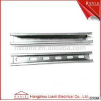 Wholesale Galvanized Steel Strut Channel Fittings , Electrical Drawer C Strut Channel Accessories from china suppliers