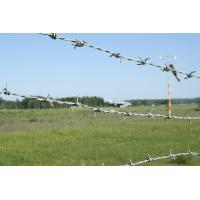 Wholesale PVC coated barbed wire from china suppliers