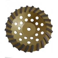 Wholesale Turbo Concrete Diamond Grinding Cup Wheel from china suppliers