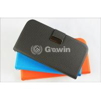 Wholesale Leather Custom Made Phone Covers with card slots for iphone and Samsung from china suppliers