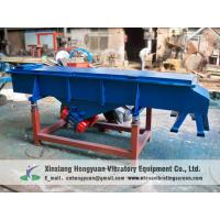 Wholesale Mining vibrating screen,efficient linear vibrating screen equipment from china suppliers