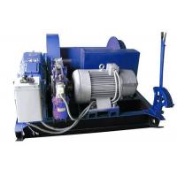 Wholesale Electric Mine Machine With Grooved Sleeve  , Windlass Machine With Winch Controller from china suppliers