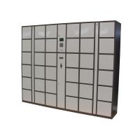 Wholesale 36 Doors Barcode Electronic Lockers , Automatic High School / Student Swimming Pool Lockers from china suppliers