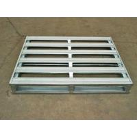 Wholesale Double Faced Galvanized Metal Steel Pallets For Industrial Package from china suppliers