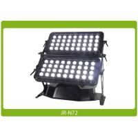 Wholesale 72X8W RGBW 4in1 LED Architectural Wash IP65 Waterproof Certified from china suppliers