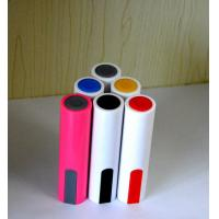 Wholesale Stylish Lipstick Shape Multifunction Power Bank , Multi Function Battery Charger from china suppliers