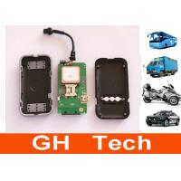 Wholesale Quad Band Car GPS Tracker System , Motorcycle GSM / GPS / GPRS Tracker from china suppliers