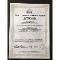 Ningbo Leili Machinery Co.,ltd Certifications