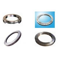 Wholesale Single Row Slewing Ring Bearings With Four Point Contact Ball Bearing External Gear from china suppliers