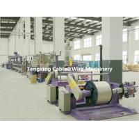 Wholesale coaxial-cable, data cable foaming extruding machine from china suppliers
