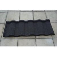 Wholesale Durable Metal Double Roman Roof Tiles Villa Roofing Tiles Heat Resistance from china suppliers