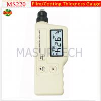 Wholesale handheld digital coating thickness gauges MS220 from china suppliers