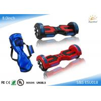 Wholesale 8 inch LED Falsh Light Electric Hoverboard from china suppliers