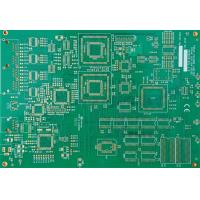 Wholesale Custom Duble-Sided Fr4 Aluminum Base PCB with Immersion Gold / HASL Pb Free from china suppliers