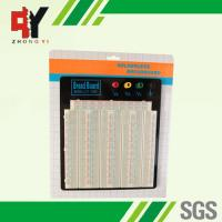 Wholesale Large Solderless Breadboard Kit 3220 Points With Black Aluminum Plate from china suppliers
