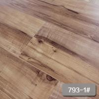 Wholesale V-Groove Laminate Flooring 793-1# 8mm with CE from china suppliers