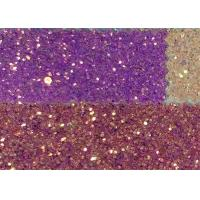 Wholesale Ktv Wall Paper 3D Shiny Glitter Fabric Multi Mix Color With Woven Backing from china suppliers
